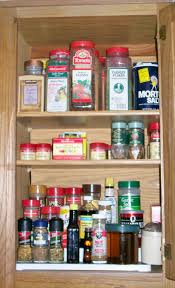 Spice Cabinet Organization House Organized Photos Pantries