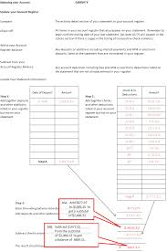 balancing a checkbook lesson find more tips on how to use a check