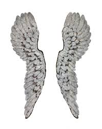 wilco home decor delectable 90 metal angel wings wall decor decorating design of