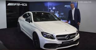 mercedes c30 amg mercedes amg releases walkaround for 2016 c63 s coupe