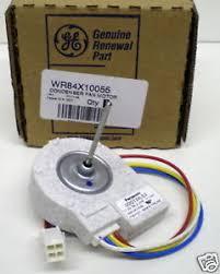 ge refrigerator fan motor genuine ge refrigerator condenser fan motor wr84x10055 ap3797248