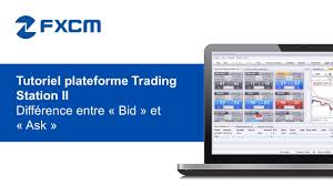 bid and ask diff礬rence entre bid et ask trading station 2
