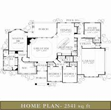 2500 Sq Ft Ranch Floor Plans by 3000 Square Foot Open Floor Plans