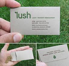 Company Message On Business Cards 199 Best Lawn Care Business Cards Images On Pinterest Business