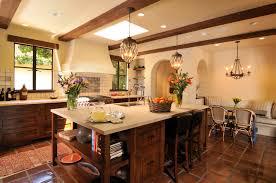 kitchen in spanish spanish style kitchen backsplash southwestern swivel bar stool