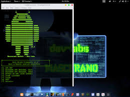 create apk evil droid framework to create generate embed apk payloads