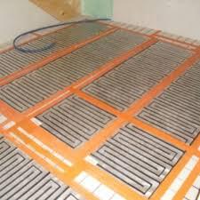 solutions chauffage et systèmes déneigement plancher et plafond