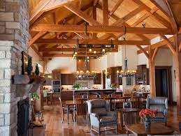 country home interiors 60 best home interiors images on timber frames timber