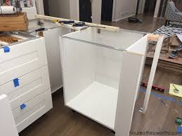 build kitchen island ikea cabinets everything you want to about building a custom ikea