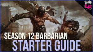 diablo 3 adventure mode guide season 12 barbarian starter guide diablo blizzard diablo3 d3