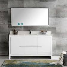 Bathroom Single Vanity by Fresca Allier 60