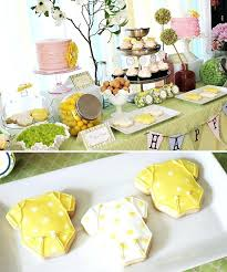 neutral baby shower decorations baby shower decorations ideas aexmachina info