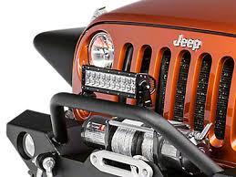 Installing Light Bar Jeep Wrangler Light Bars U0026 Mounts Extremeterrain Free Shipping
