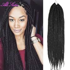 extension braids soft box braids hair xpression braiding hair extension top