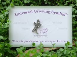 universal gifts universal grieving symbol pin keepsakes pinterest symbols
