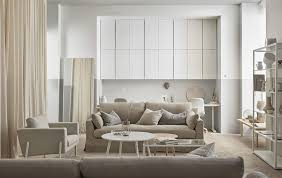interior pictures get the look an affordable trendy tone on tone interior with ikea