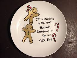 christmas plate 155 best christmas plates images on christmas china