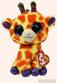 darci ty beanie boo giraffe
