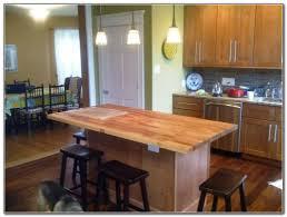 butcher block kitchen islands with seating kitchen set home