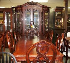 Formal Dining Room Tables Formal Dining Room Set Ornate Unclaimed Freight