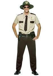 Sexiest Halloween Costumes Men U0027s Highway Patrol Costume Police Halloween Costumes