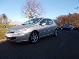 peugeot 307 hdi diesel silver 2004 spares or repair no mot drives