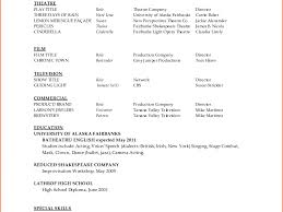 Dance Resume Template Download Dance Resume Templates Haadyaooverbayresort Com