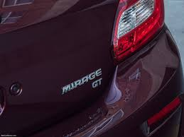 custom mitsubishi emblem mitsubishi mirage gt 2017 picture 22 of 31