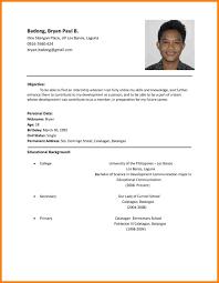 welding resume objective 3 resume in philippines welder resume resume in philippines resume sample for job application philippines sample resume format with job application resume jpg