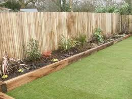 Garden Boarder Ideas Raised Garden Border Ideas Home Design