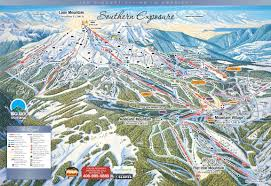 Montana On A Map by Ski Resort Big Sky Montana On Map