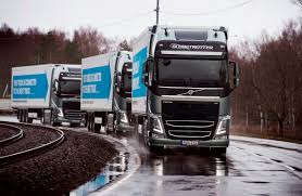 volvo trucks head office logistics manager