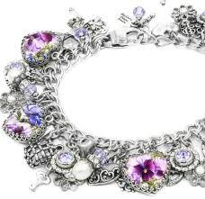 large amethyst diamond white gold bracelet amethyst bracelet pleasurable amethyst bracelet eq
