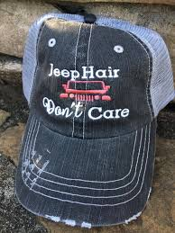 jeep hat jeep hair dont care trucker hat inspiried jeep hat jeeper jeep