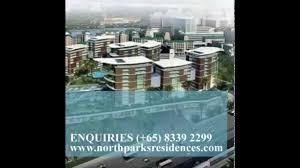north park residences brochure floorplan price psf location