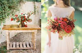 fall flowers for wedding wedding bouquets with fall flowers the wedding specialiststhe