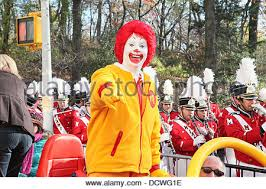 ronald mcdonald the 85th annual macy s thanksgiving day parade