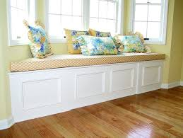 white bench cushions ikea with five storages decorative yellow pad
