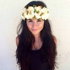 big flower headbands 1pc summer women party wedding big flower wreath crown floral