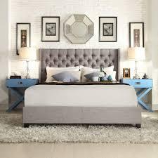 homesullivan wentworth slate king upholstered bed 40e784bk 1glbed