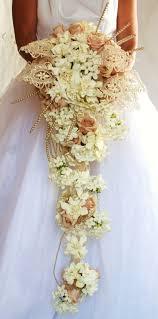 Cascade Bouquet Brides Bouquets