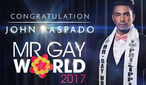 Mr Chow Gay Meme - ph bet from baguio wins mr gay world 2017 held in spain