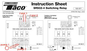 circulating pump for water heater circulator pump relay wiring honeywell r845a u2014 heating help the