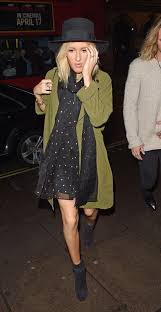 Style Ellie Goulding Goulding Out Style April 2015