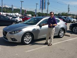 westside lexus internet sales jeff durbin and his new 2015 mazda3 thanks to his sales