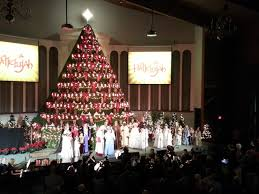 singing christmas tree fee fee baptist church bridgeton missouri
