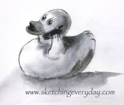 drawing everyday august 2009