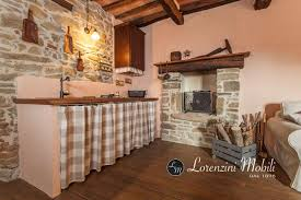 Cucine Provenzali Foto by Cucina Soggiorno In Stile Provenzale Lorenzini Mobili