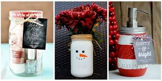 mason jar ideas for christmas gifts home design inspirations