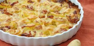 cuisiner panais recette gratin de pommes de terre et panais facile recette sur cuisine